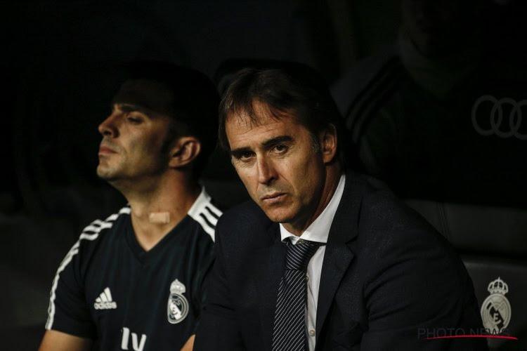 Julen Lopetegui va être licencié du Real Madrid, son successeur est connu