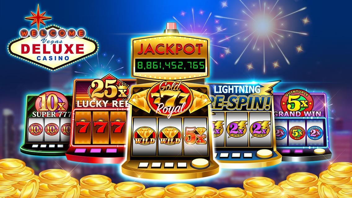 slot machine deluxe download