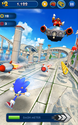 Sonic Dash  screenshots 9