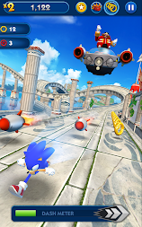 Sonic Dash APK screenshot thumbnail 9