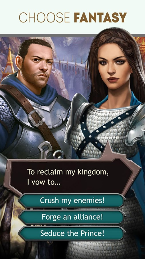 Screenshots of Choices: Stories You Play for iPhone