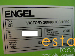 Engel Victory 200/80 (2005) Plastic Injection Moulding Machine