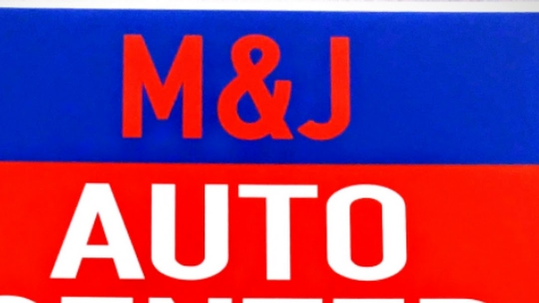 M And J Auto >> M J Auto Center One Stop For Your Repair Needs