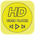 Full HD video player 2021: All format video player icon