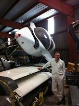 Photo: rocket plane 3