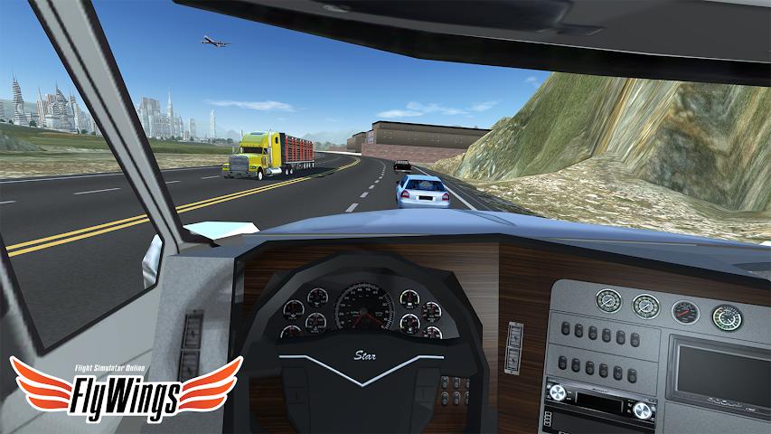 android Truck Simulator 2016 Free Game Screenshot 10