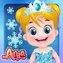 Baby Arya Frozen Dress Up