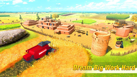 Real Farming Simulator 2020: Tractor Farming Games - náhled