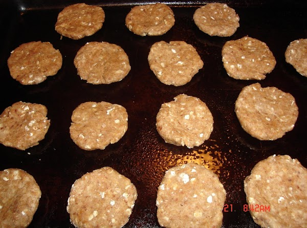 Tasty Little Peanut Butter Treats For Your Dog Recipe