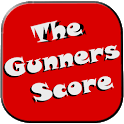 The Gunners Score icon