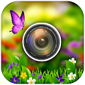 Blur Photo Background dslr Camera Effect icon