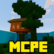 Find the Button MCPE Map