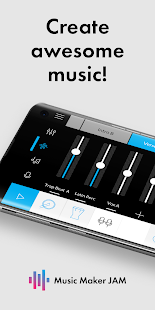 Music Maker JAM - Beat & Loop Mixer Screenshot