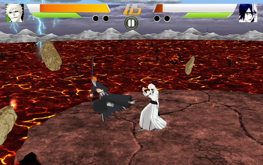 Shinigami Soul Society Sword Fighting 1.1 screenshots 2