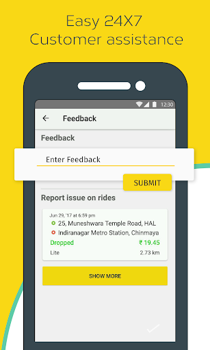 Rapido - Best Bike Taxi App screenshot 5