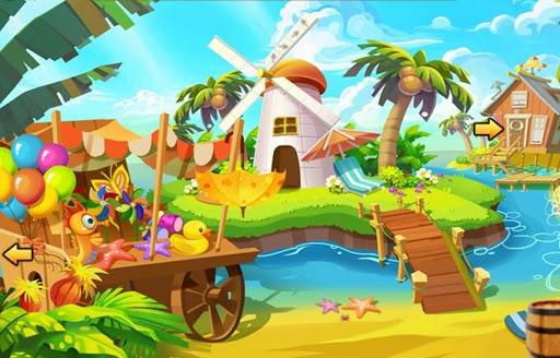 Fantasy Island Boy Escape