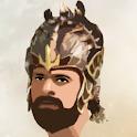 Bahubali Yodha Indian Warrior icon