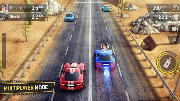 Racing Fever APK screenshot thumbnail 2