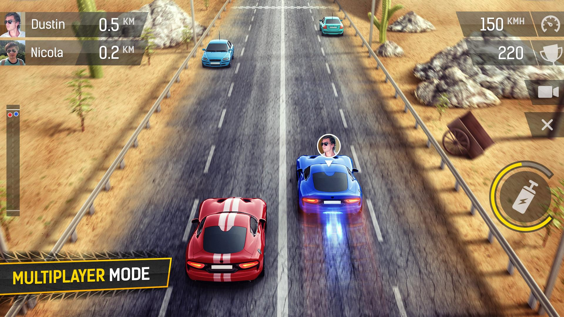 Racing Fever (MOD, Unlimited Money) 2