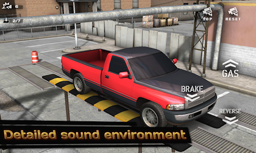 Backyard Parking 3D Apk  Download For Android 5