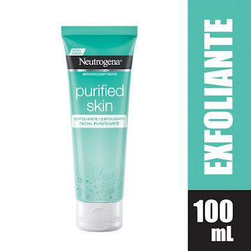Exfoliante Facial   Purificante Neutrogena x100gr