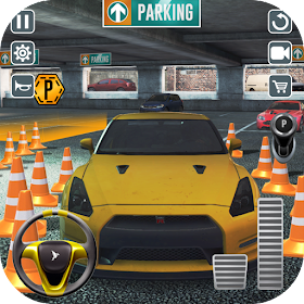 Car Parking Simulator - Garage Parking Game 2019