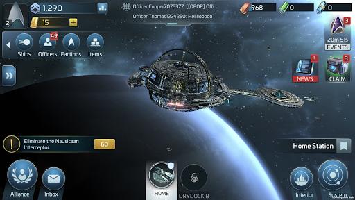 Star Treku2122 Fleet Command apkdebit screenshots 7