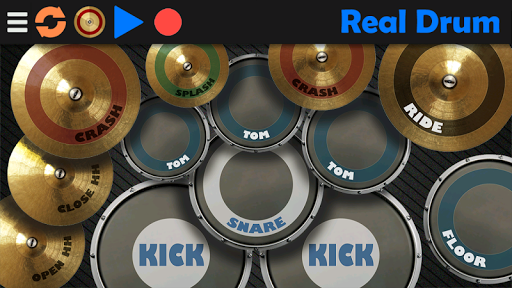 Real Drum - The Best Drum Pads Simulator screenshot 8