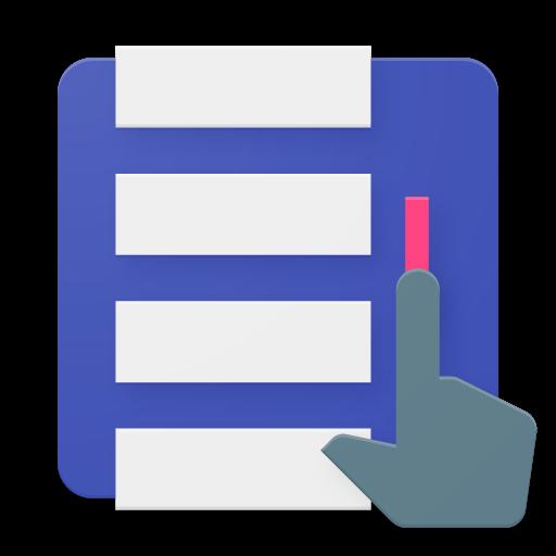 RecyclerFastScroll Sample 程式庫與試用程式 App LOGO-APP開箱王