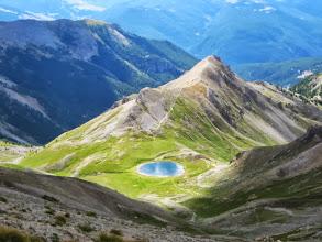 Photo: Lac de Souliers 2490m