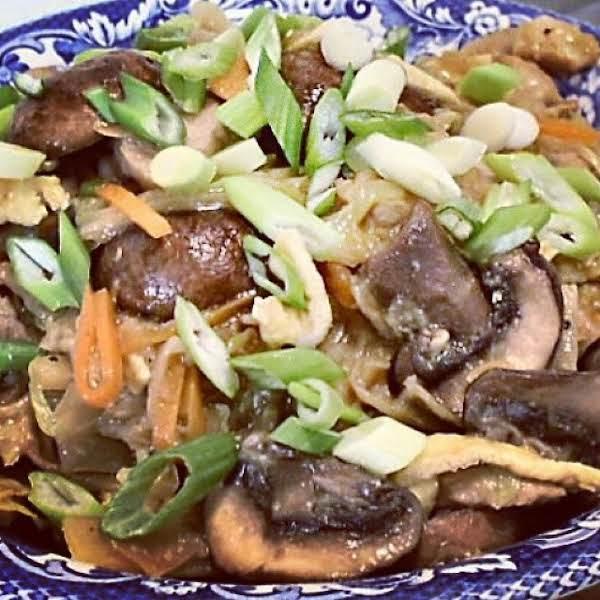 Moo Shu Pork Recipe