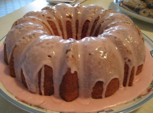 Blackberry Wine Cake Recipe