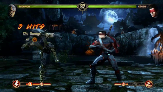 Hint Mortal Kombat X Gamers - náhled