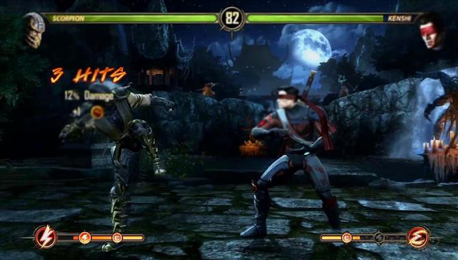 Hint Mortal Kombat X Gamers Android 3