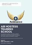 Air Hostess Training Institute In Delhi