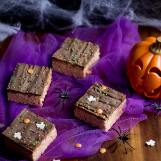 Crazy Easy Halloween Rice Krispie Treats Recipe