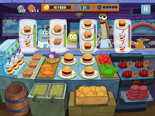 SpongeBob: Krusty Cook-Off 1.0.21 Screenshots 24