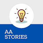 AA Big Book Sober Stories for Alcoholics Anonymous Icon