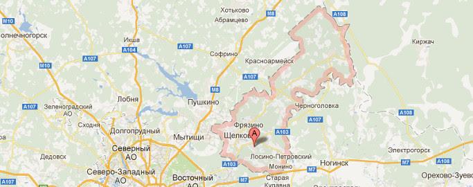 Реставрация ванн Щелковский район