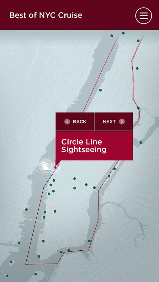 Circle Line Skyline Navigator- screenshot
