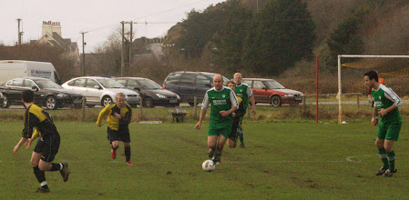 Photo: 25/02/12 v Four Crosses (Spar Mid Wales League Division 2) 2-2 - contributed by Mike Latham