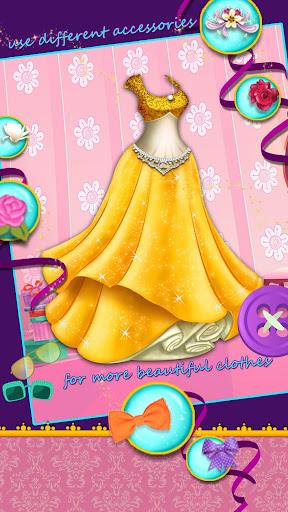 Princess Tailor Boutique screenshot
