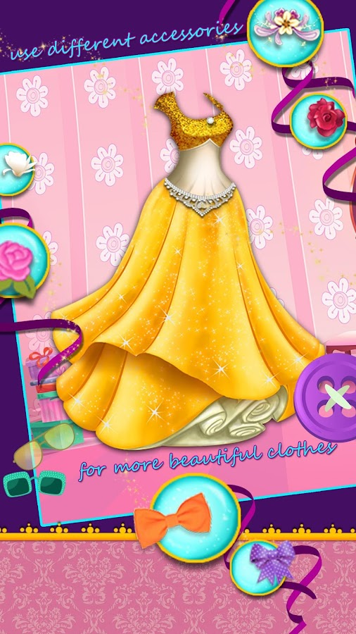 Princess Tailor Boutique- screenshot