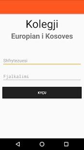 Kolegji Europian i Kosovës - náhled
