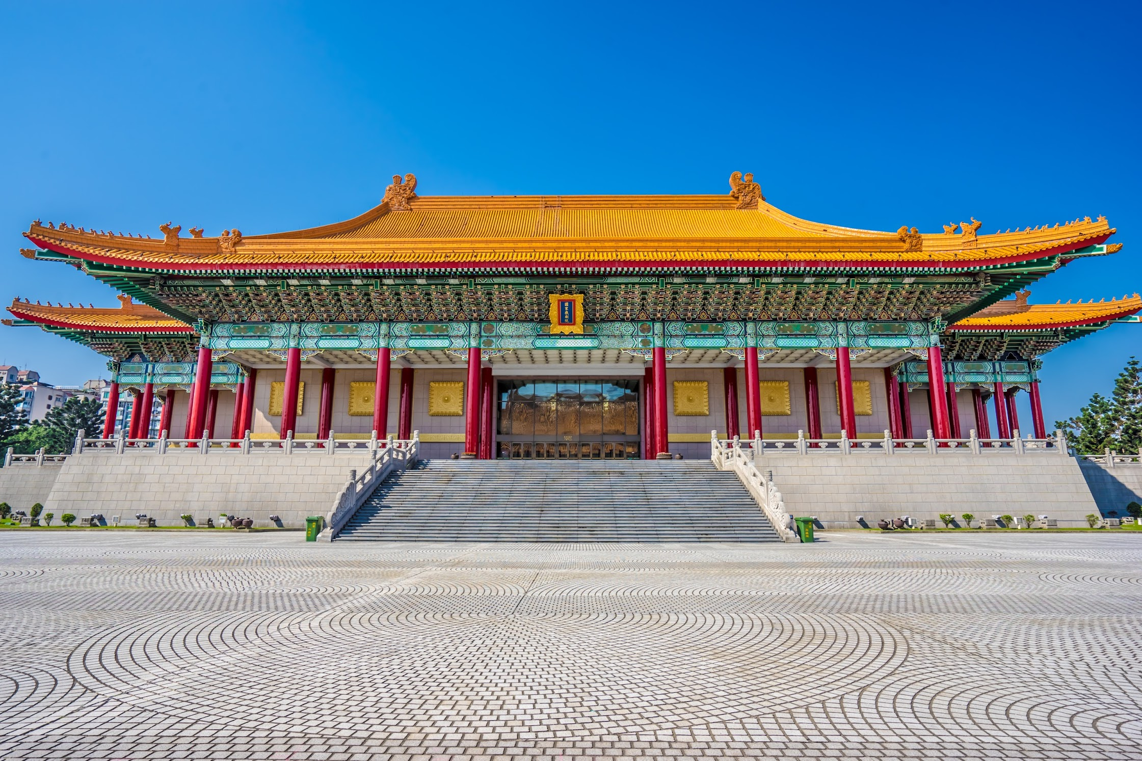 Taipei Chiang Kai-Shek Memorial Hall National Theater1