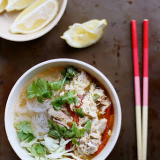 Crab Meat Noodles Recipes.