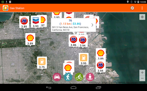 Google Find Me The Nearest Gas Station >> Find Cheap Gas Prices Near Me 2.2.0 APK by XLabz ...