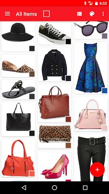 Your Closet - Smart Fashion - screenshot