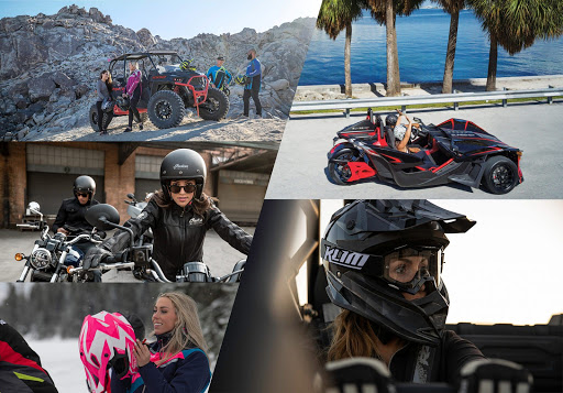 Polaris Partners with International Female Ride Day® to #FocusFemaleForward