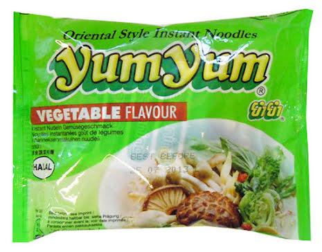 Yum Yum Vegetable Noodles
